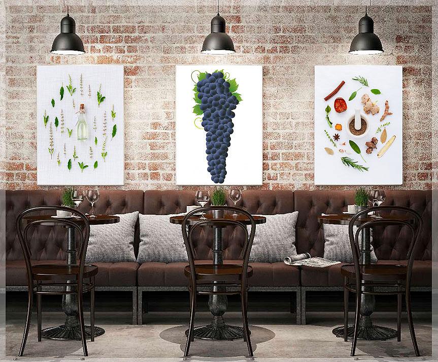 contoh desain interior restoran unik