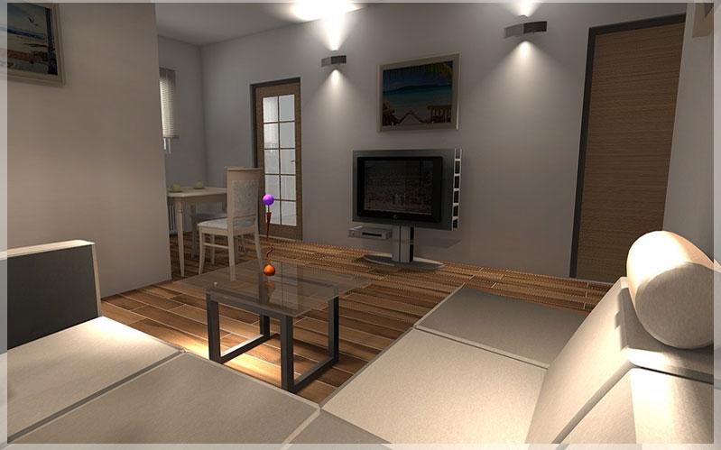 contoh desain interior rumah