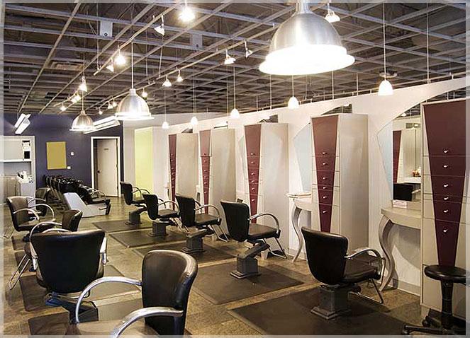 contoh desain salon