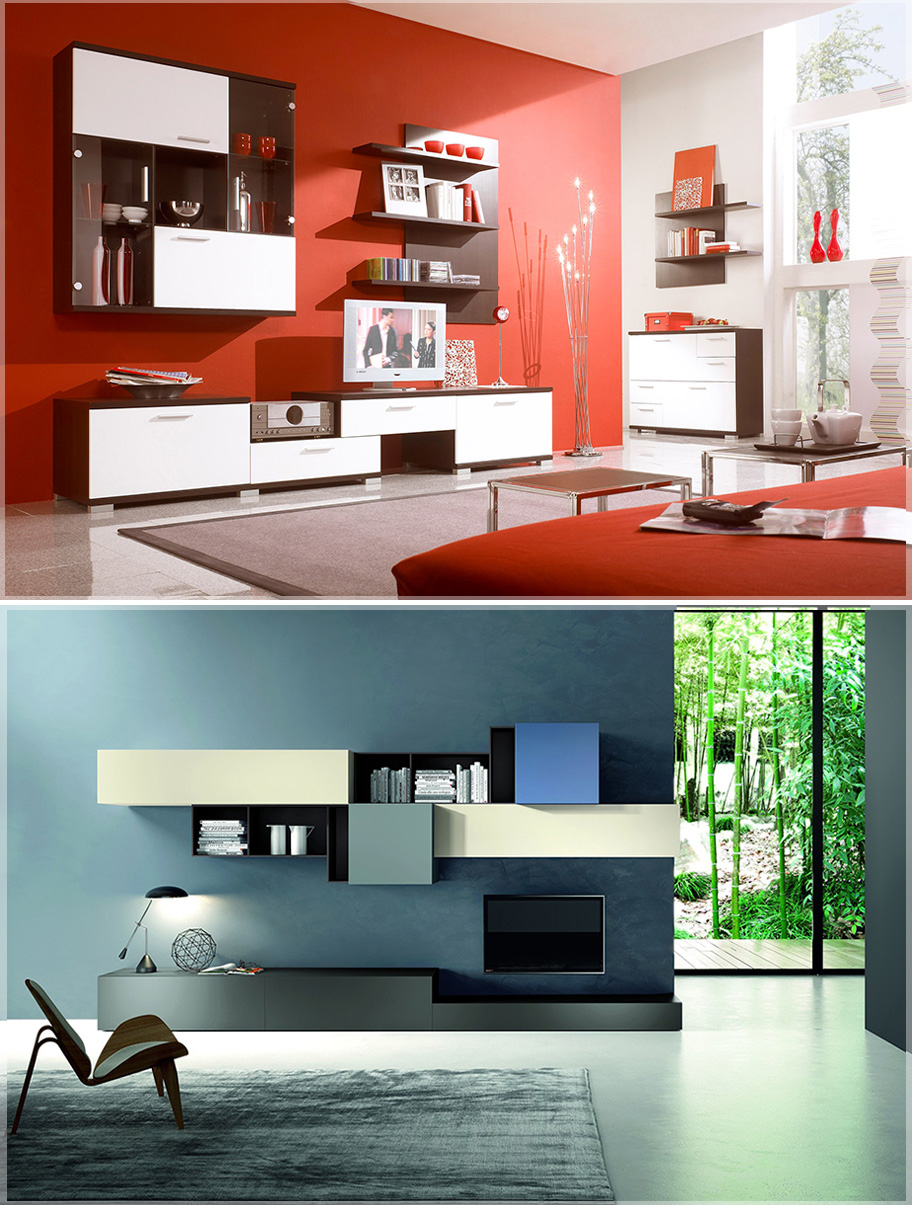Contoh Design Ruang Tv