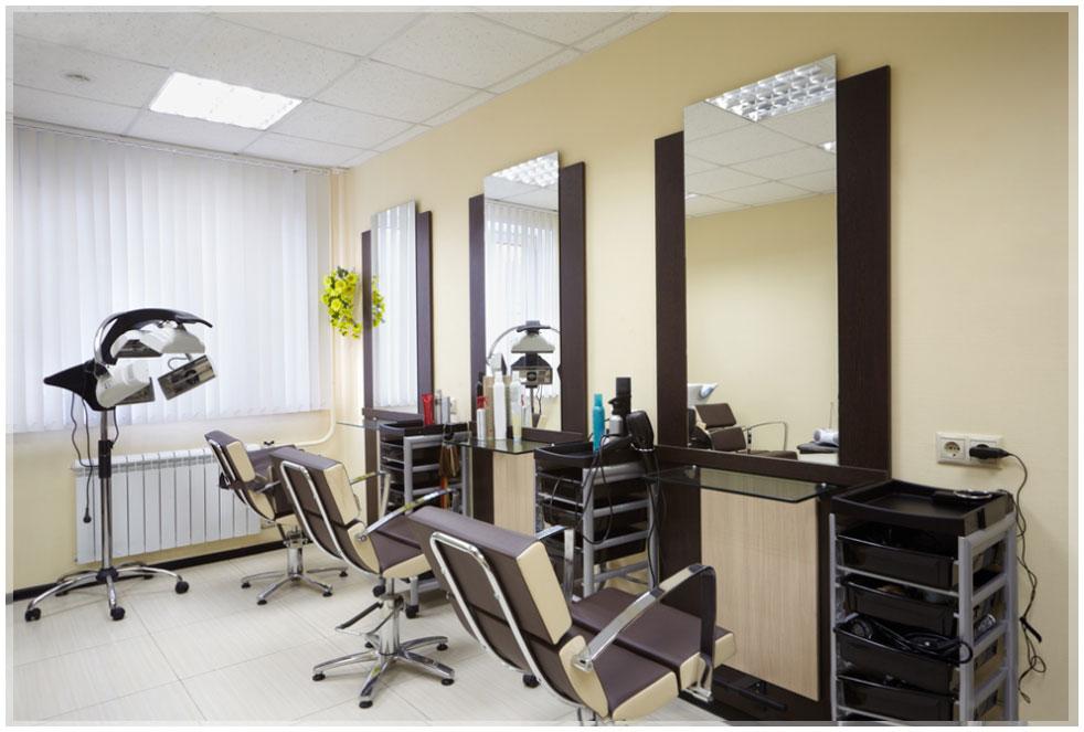 Desain Interior Barbershop Atau Pangkas Rambut Menarik