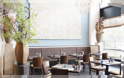desain interior cafe kecil