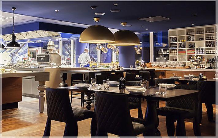 desain interior hotel restoran