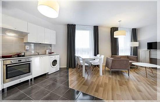 desain interior kitchen set minimalis