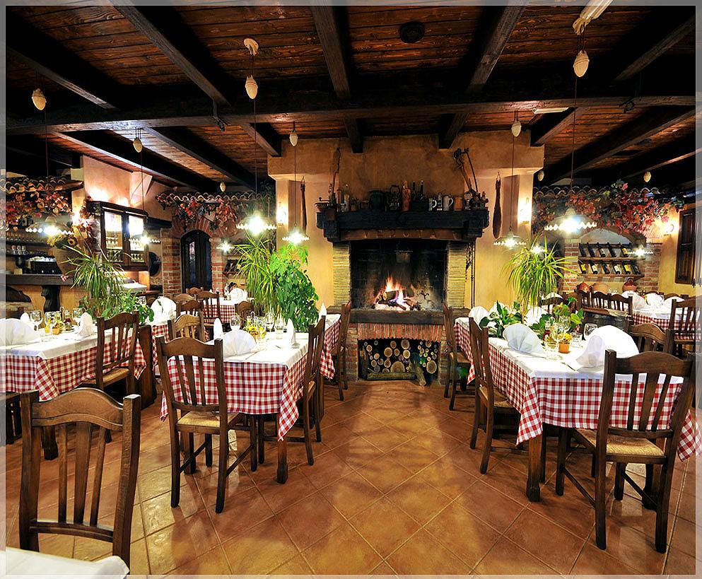 desain interior restoran unik