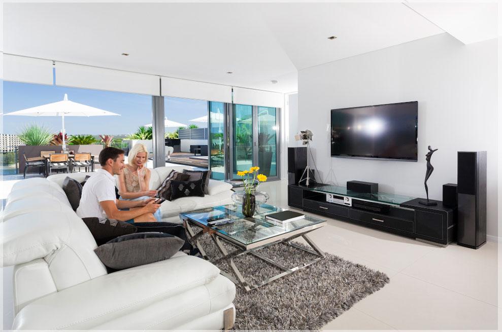 Desain Interior Ruang TV Minimalis – Jasa Desain Interior