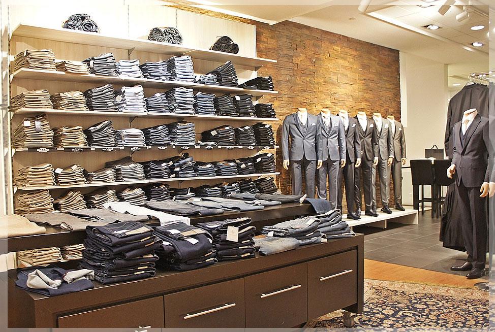 desain interior toko baju pria