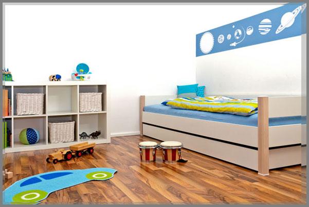 Desain Interior Kamar Tidur Anak Perempuan Dan Laki - Jasa ...