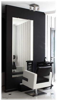 design interior barbershop