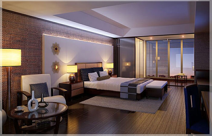 design interior kamar hotel