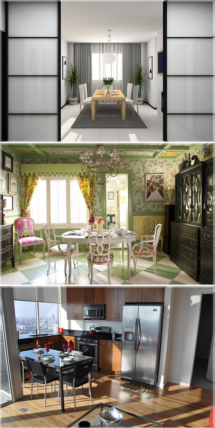Desain Interior Ruang Makan Minimalis Sederhana Terbaru ...