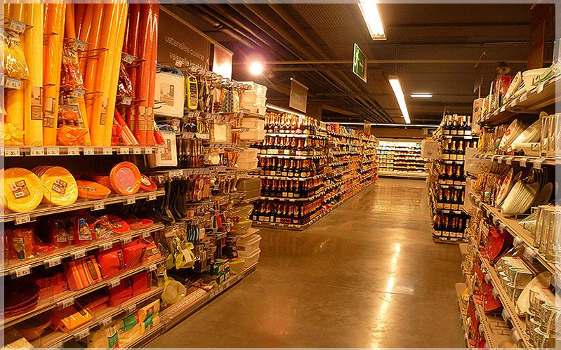 jasa desain interior toko minimarket