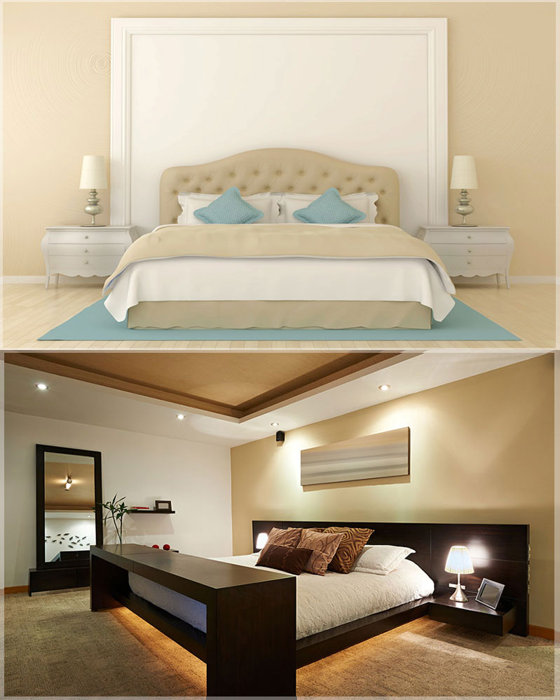 Jasa Desain Interior Kamar Tidur Di Jakarta