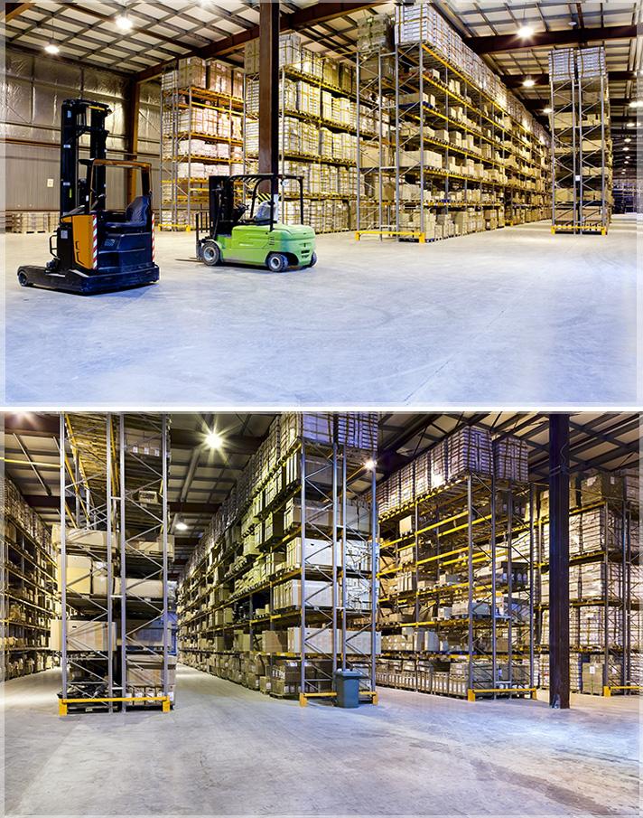 Desain Interior Gudang Minimalis untuk Pabrik dan Rumah ...