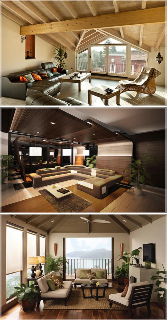 desain-interior-kayu-ruang-tamu