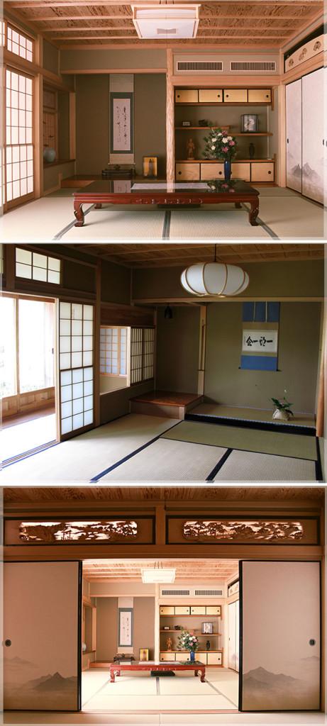 desain-interior-rumah-kayu-jepang