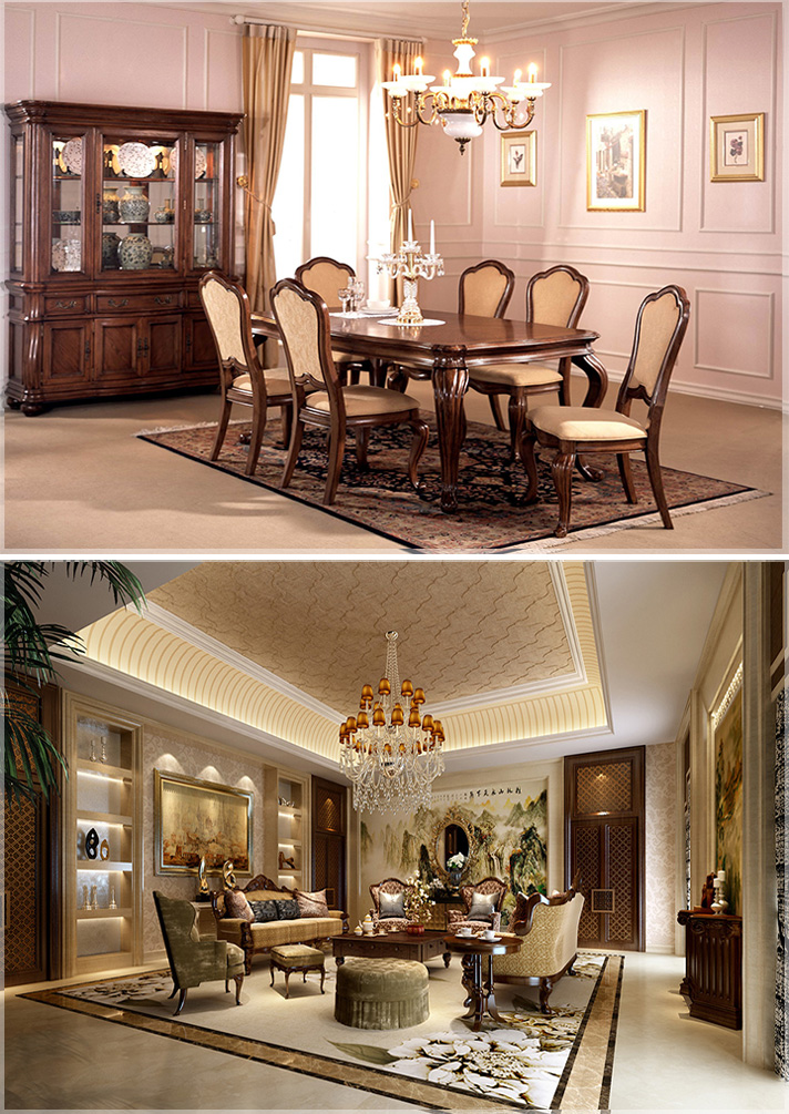 Design Interior Klasik