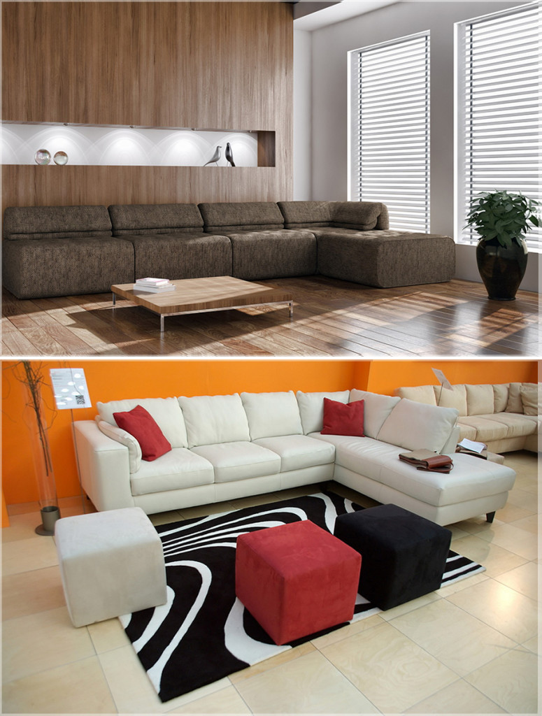 desain sofa ruang tamu minimalis sederhana dan menarik