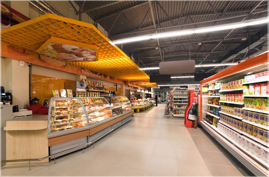 desain supermarket minimalis
