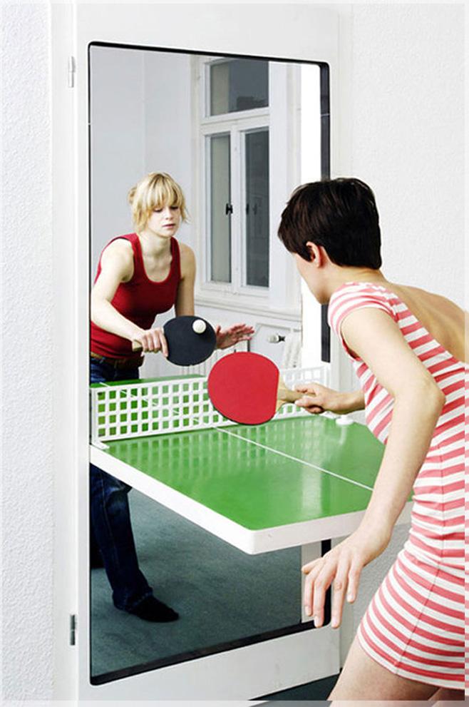 pintu ping pong