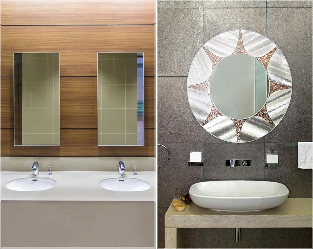 cermin dinding kamar mandi
