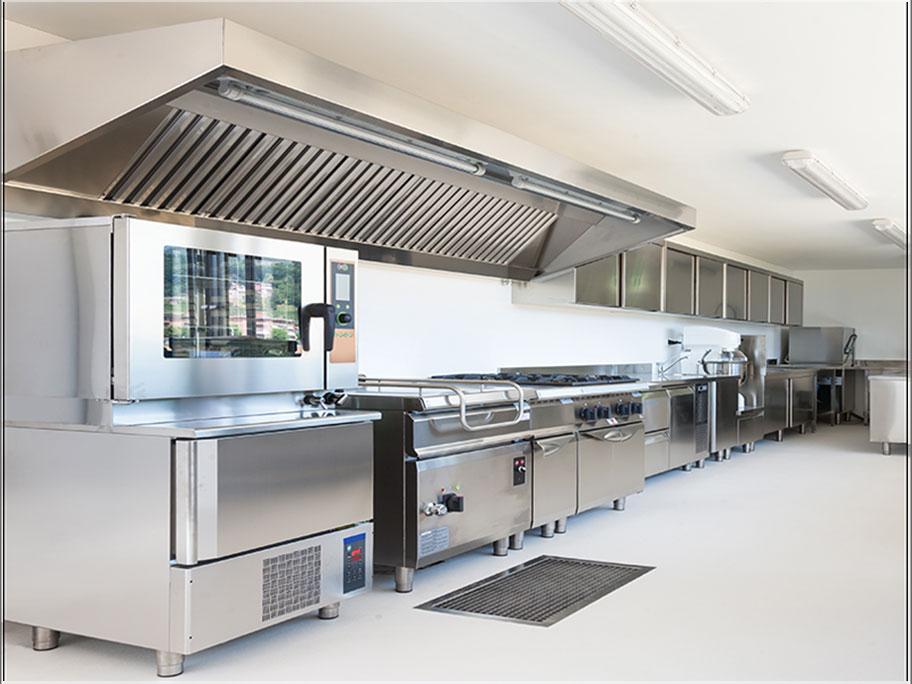 Desain Dapur Rumah Makan Atau Restoran Konsep Modern Minimalis