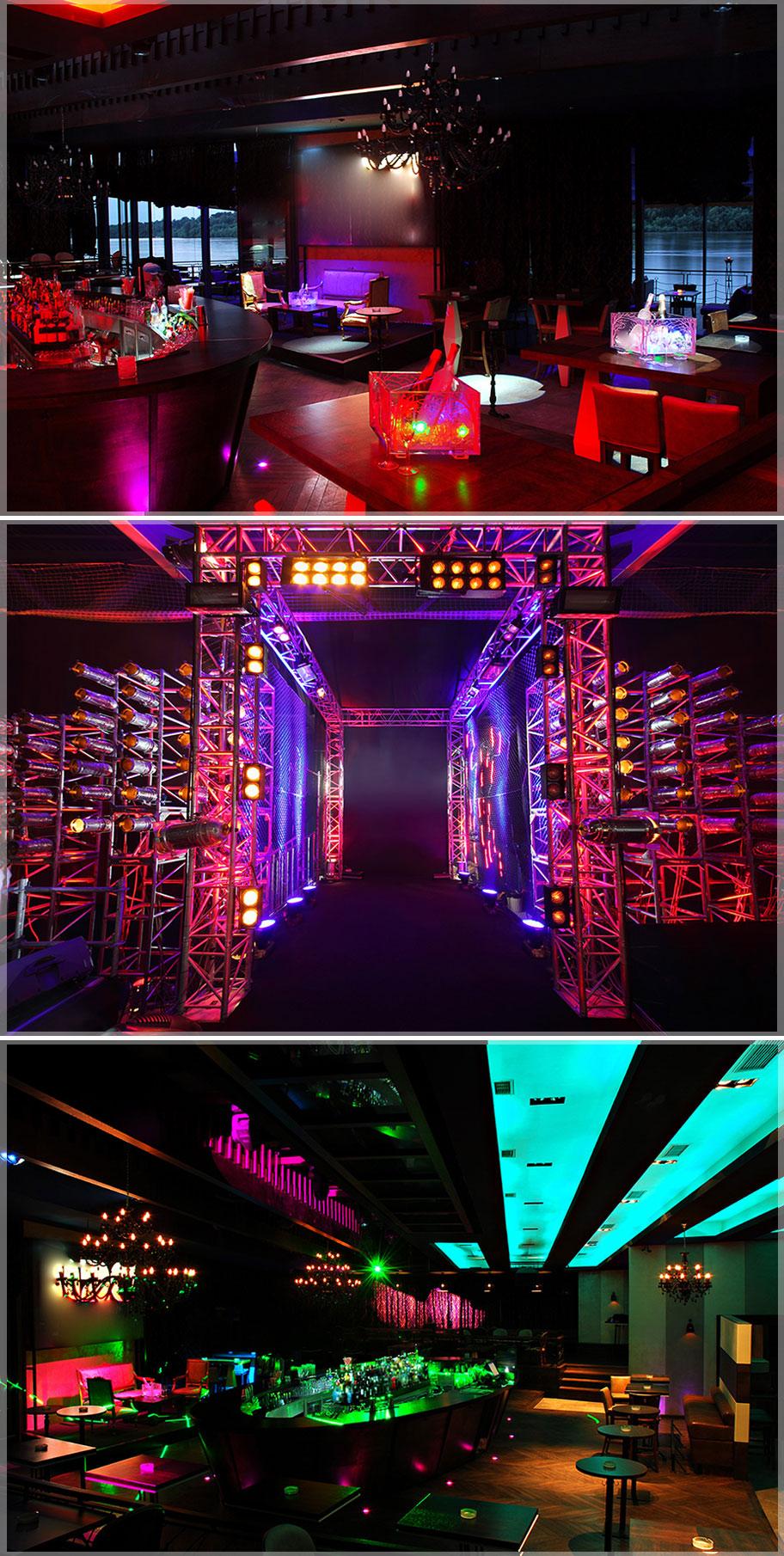 contoh desain interior bar