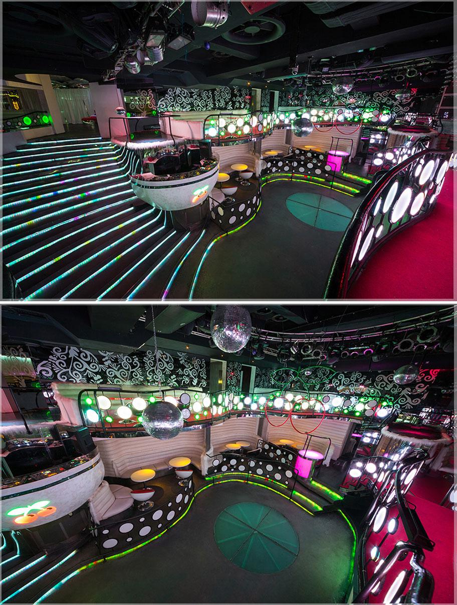 contoh desain night club