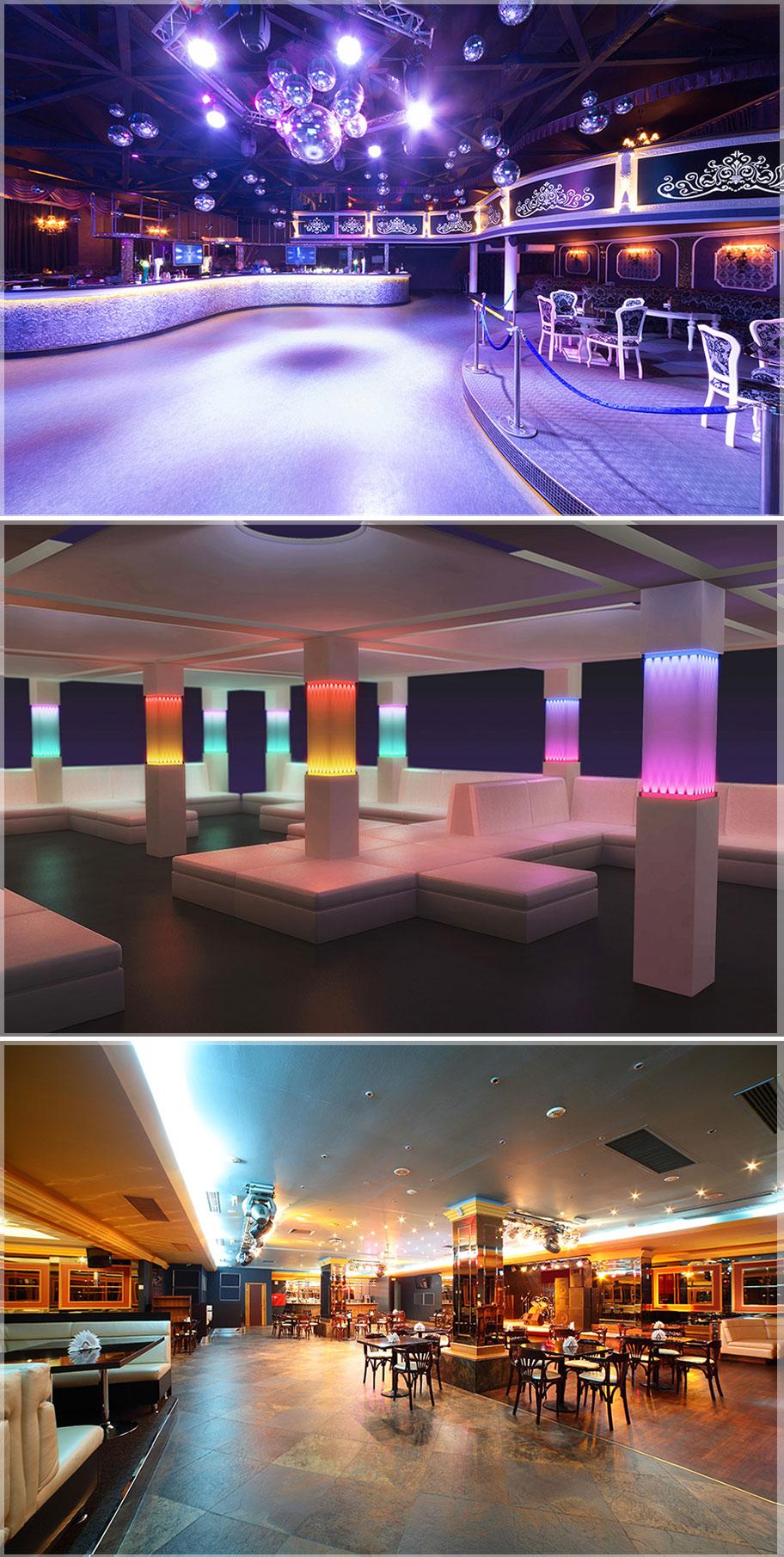 contoh desain nightclub