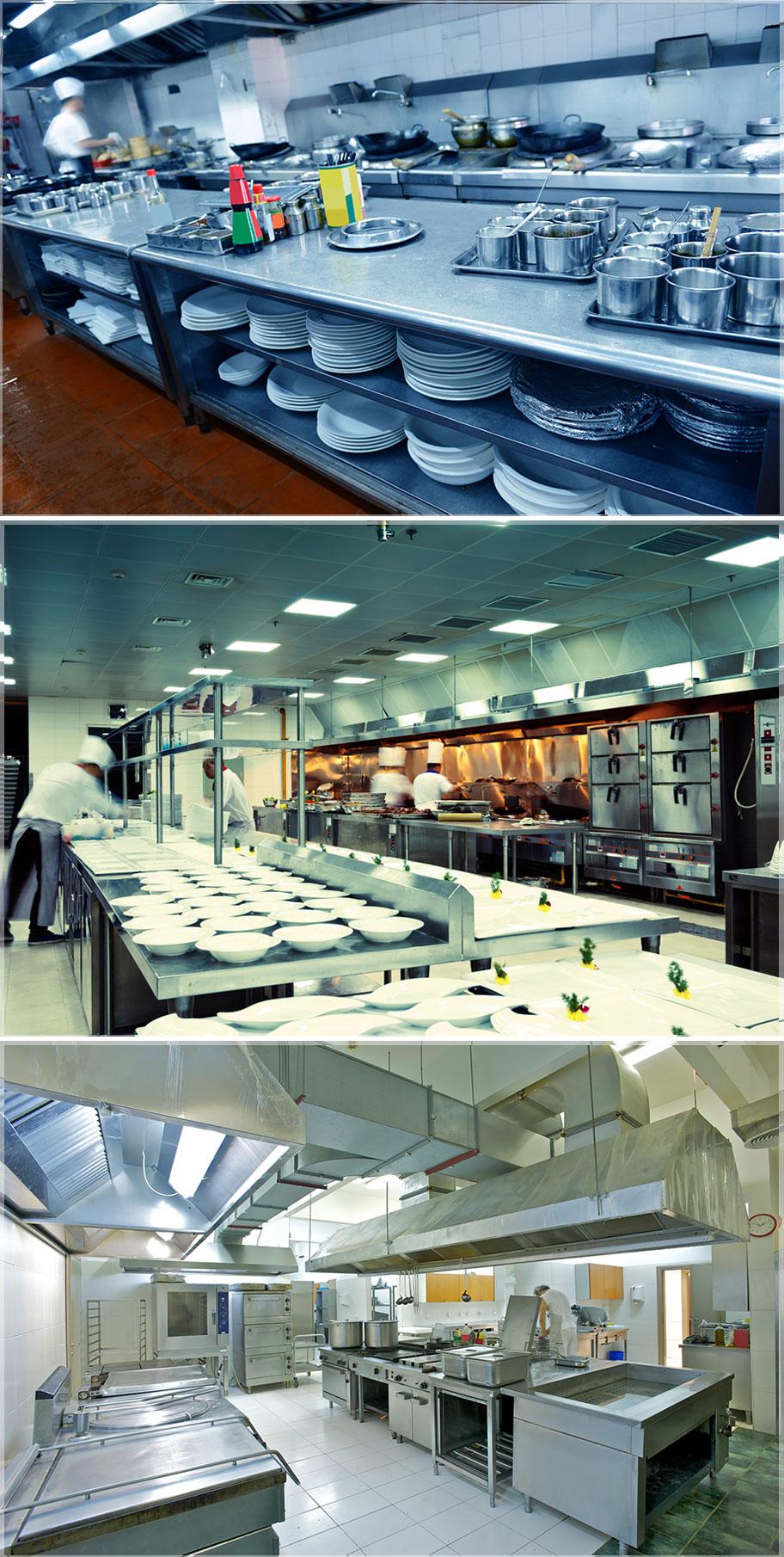 Desain Dapur Rumah Makan Atau Restoran Konsep Modern Minimalis Jasa Desain Interior Di Jakarta Rumah Apartemen Kantor Resto Ruko Dll