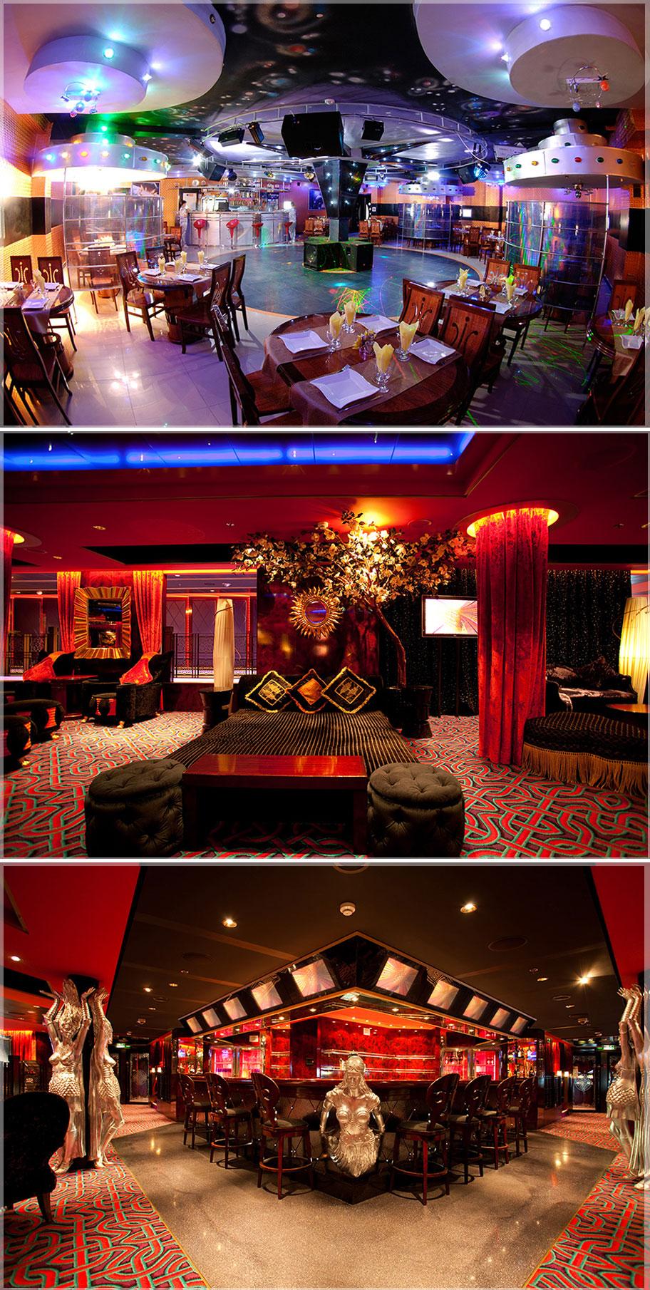 desain interior night club