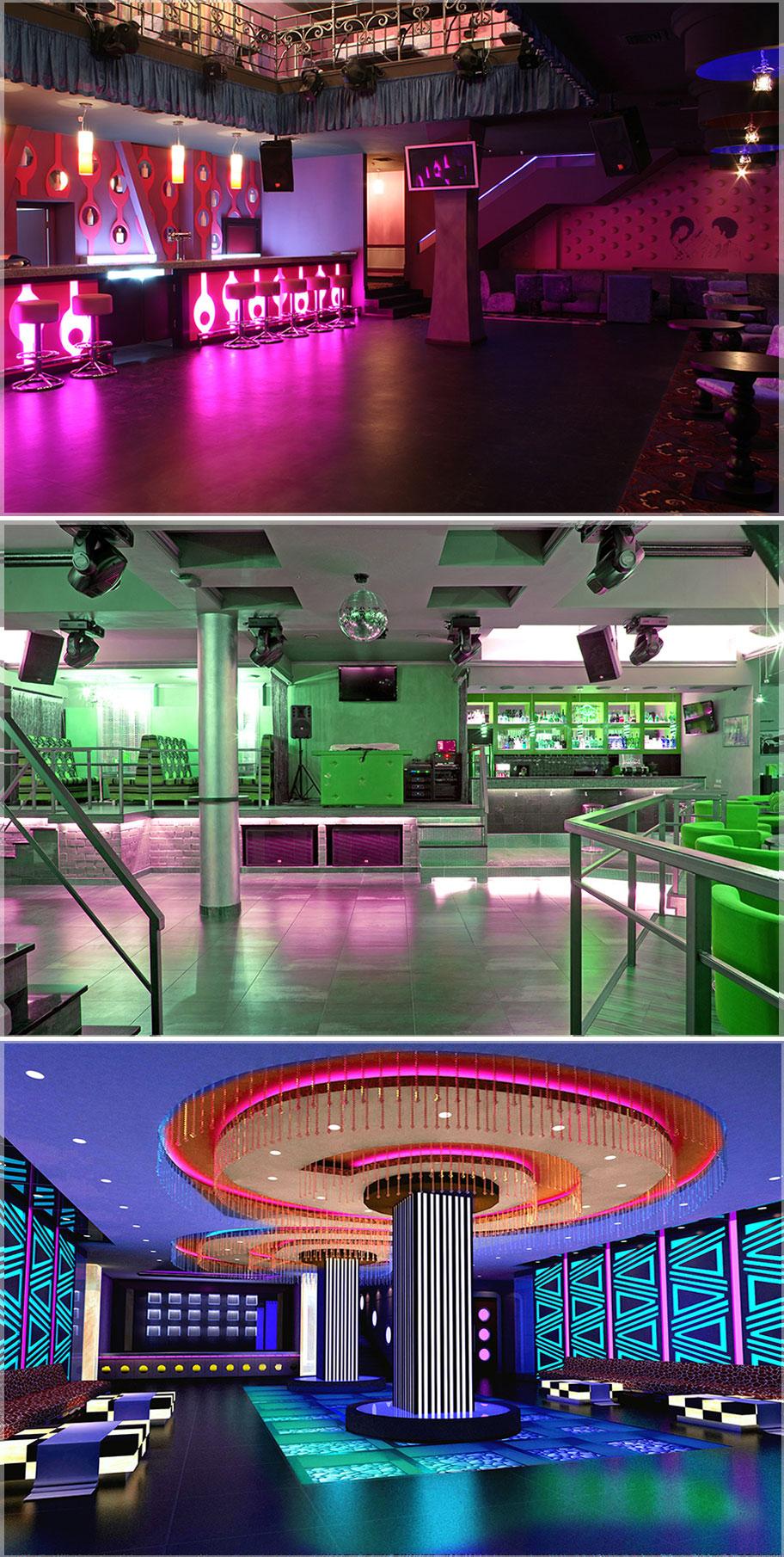desain interior nightclub