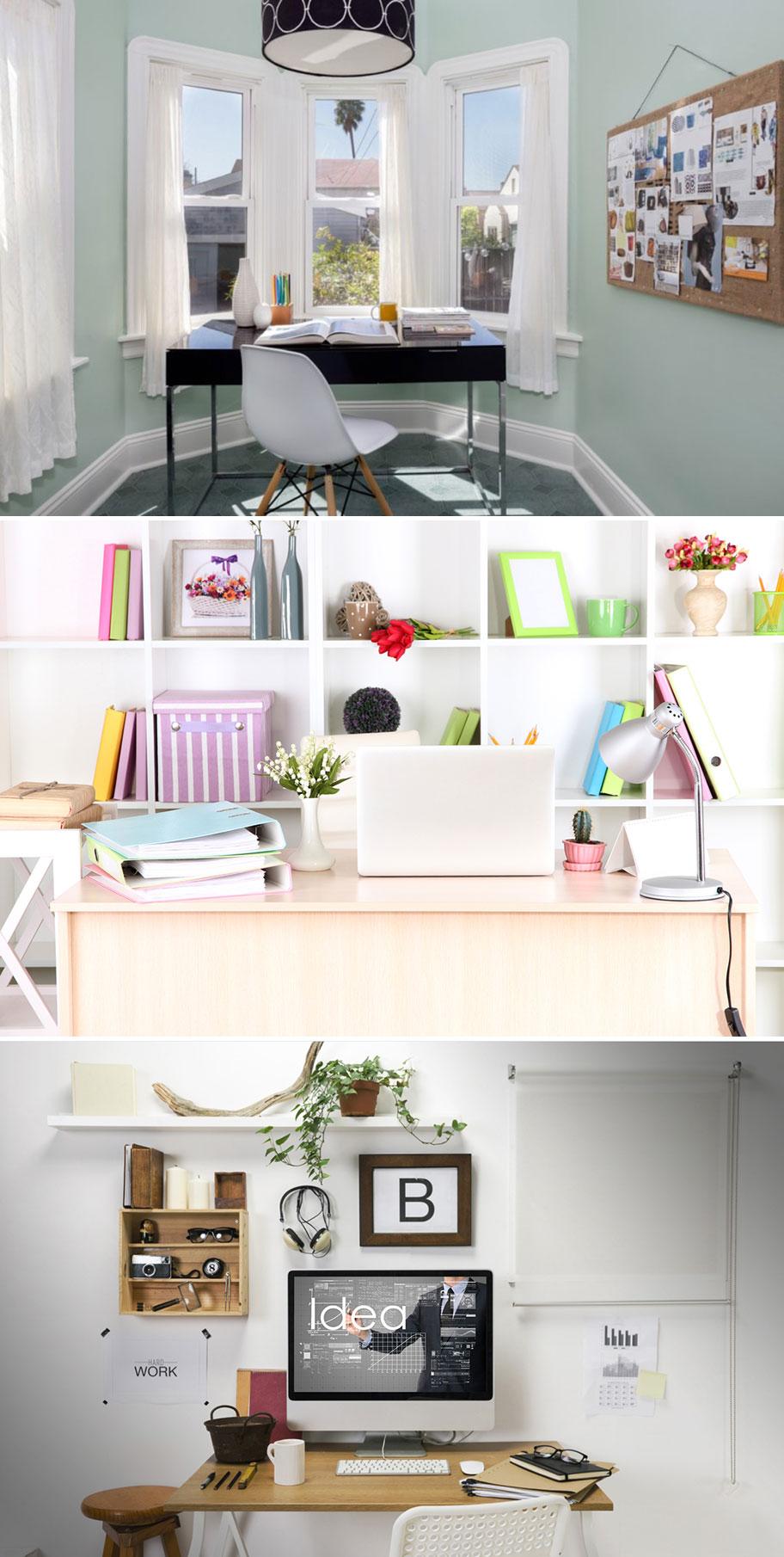 Contoh dan Konsep Desain Kantor di Rumah - Jasa Desain ...
