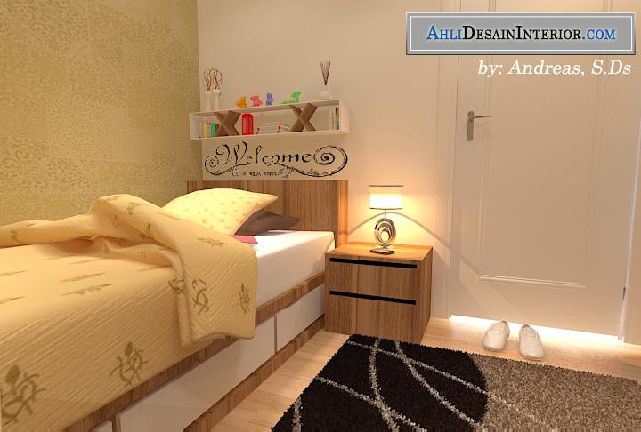 Jasa Desain Kamar Kost Sederhana Untuk Mahasiswa Karyawan Jasa Desain Interior Di Jakarta Rumah Apartemen Kantor Resto Ruko Dll