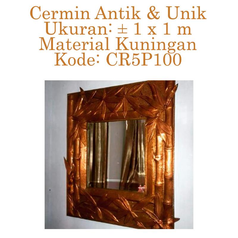 cermin hiasan dinding antik