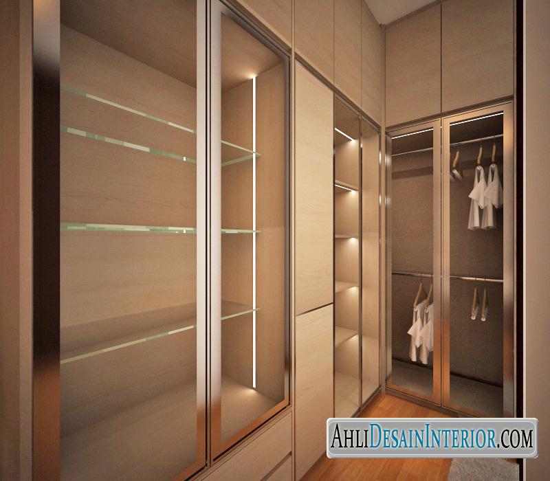 desain rumah dengan walk ini closet