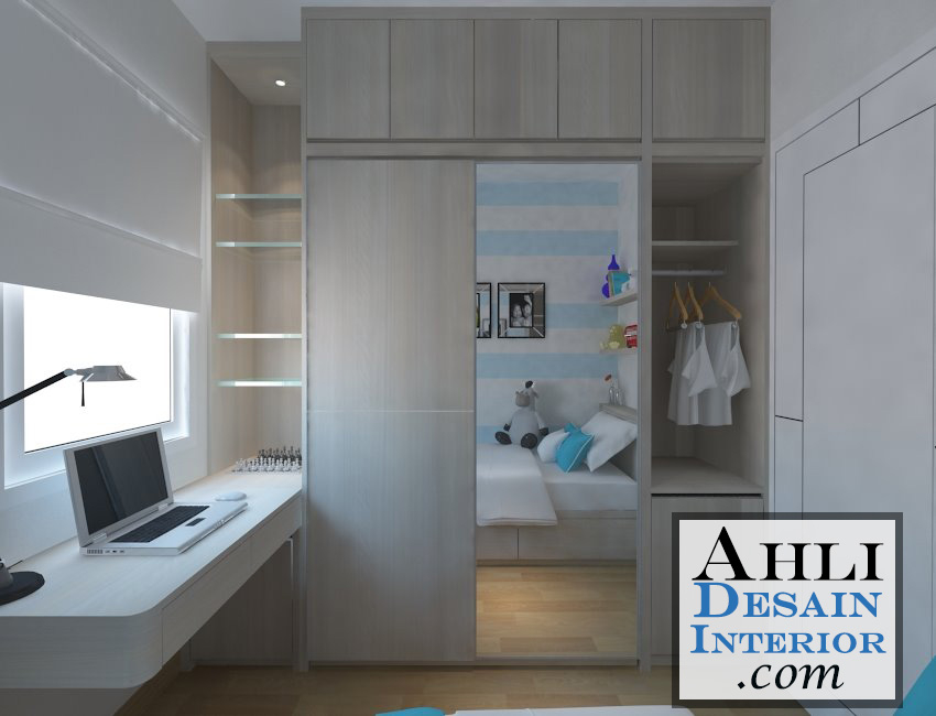desain apartemen kelapa gading