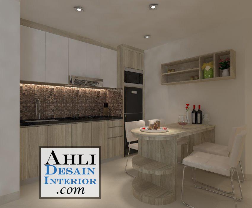 desain apartemen mediterania