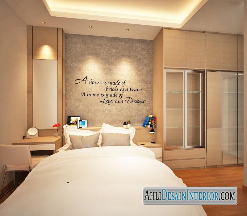 desain kamar tidur anak cewek