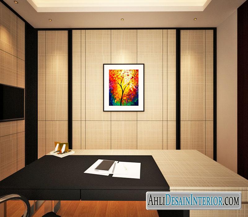 desain kantor kecil di rumah
