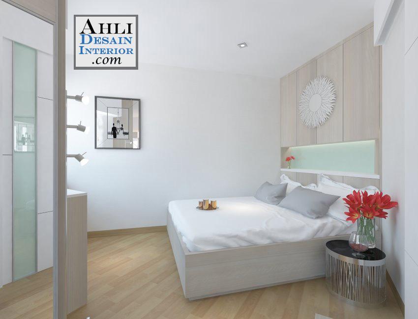 jasa desain interior apartemen mediterania
