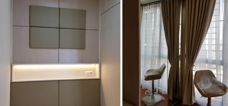 Desain Apartemen The  Mansion Kemayoran
