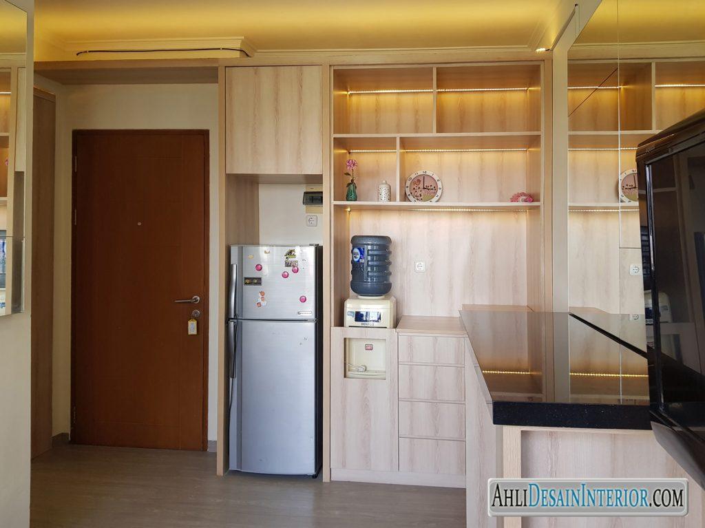 desain apartemen maple park