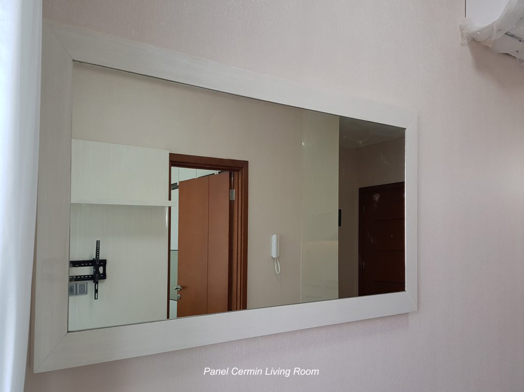 panel cermin apartemen greenbay