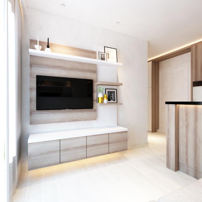 tips bersih apartemen jarang ditempati