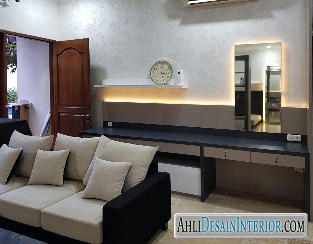 desain interior rumah tukul
