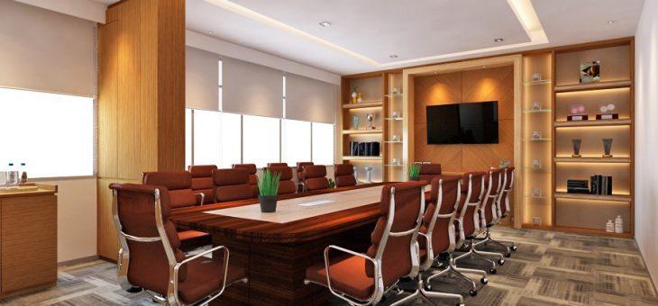 Jasa Desain Ruang Rapat di Jakarta & Sekitarnya