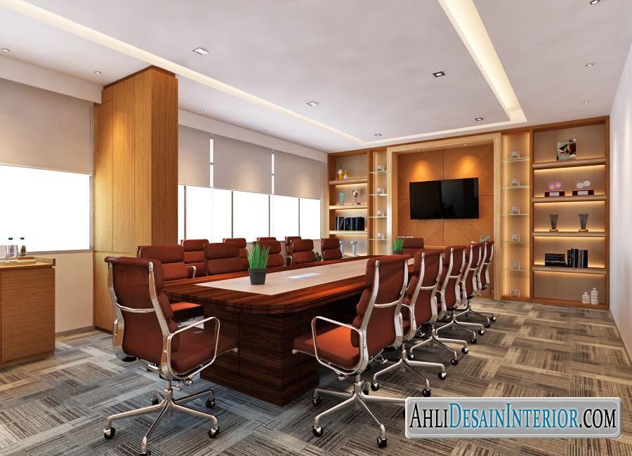 jasa desain ruang rapat