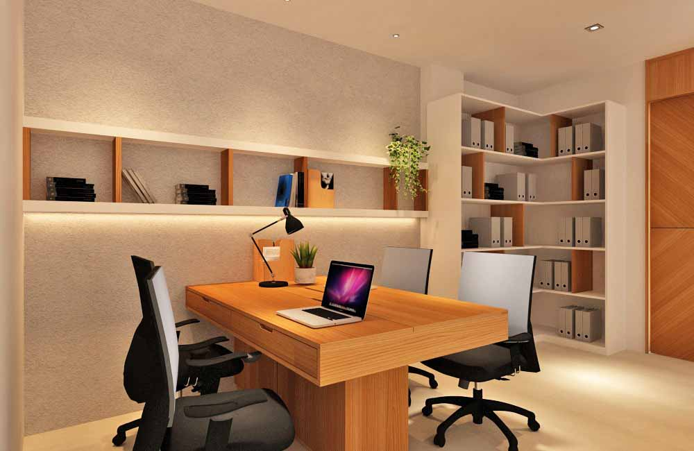 jasa desain kantor modern