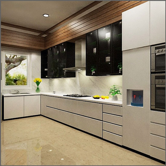Contoh Interior Design Dapur